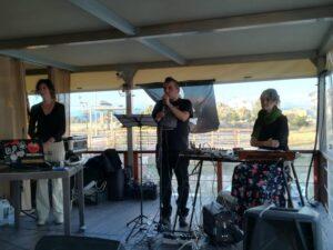 Fotografie din cadrul evenimentului organizat în Cagliari