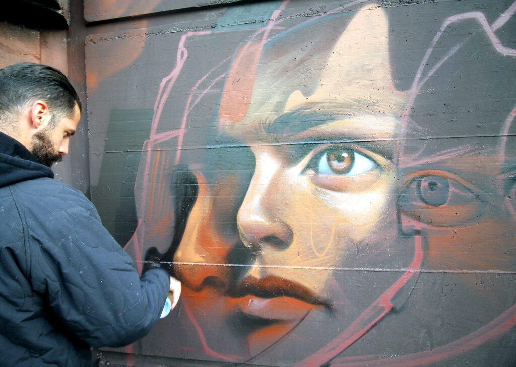 Emanuele Boi, in arte SKAN
